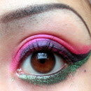 MAC Punk Couture Collection Look 3