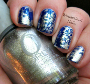 For more info please visit my blog http://wonderland-nails.blogspot.com/2013/06/water-spotted-nails.html