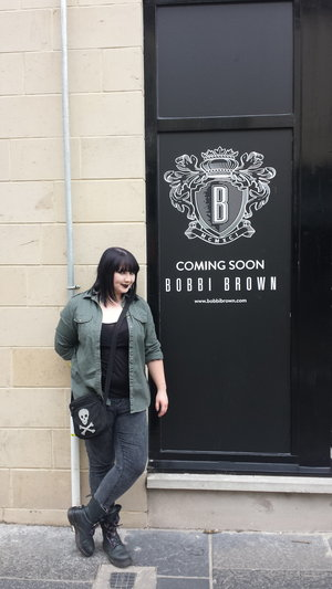 a new bobbi brown store opening nearby. i will be broke