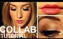 A Tutorial: Romantic Makeup (Collab)! ♡   rpiercemakeup
