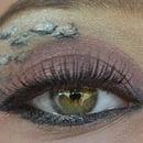 Creative makeup..