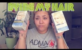 DYING MY HAIR | L'ORÉAL EXCELLENCE CREME