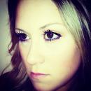 A Pop of Purple Eyeliner