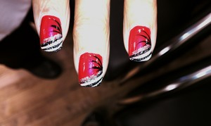 my teacher's nails