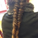 My friend do this in like 5 minutes! I don't even know how to do a braid