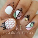 Cuticle Tattoos??!