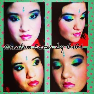 Follow me on instagram at creativefacesbygigi
