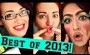 ♥ THE BEST OF JESS BUNTY 2013! Bloopers + More! ♥