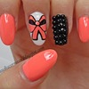 Black Pearls Nails