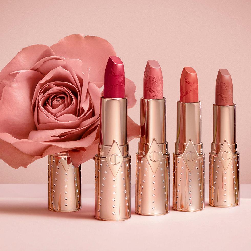 Charlotte Tilbury Look of Love Collection Lipsticks