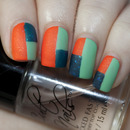 Color Block Mani Matte