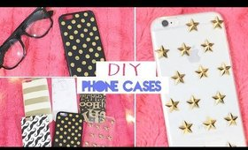 Simple & Affordable DIY Phone Cases!