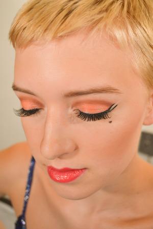 Burlesque Inspired look 2 #2