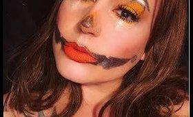 candy cane punkin clown