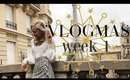 OOTD'S & WHY I INVEST IN DESIGNER BAGS | VLOGMAS WEEK 1