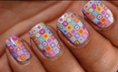 Decals Nail Art Nail Water Decals How To DIY Nail Polish Easy How To With Nail designs cute