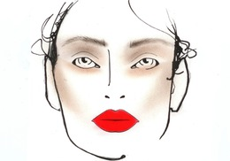Paris Fashion Week, Fall 2011: MAC for Haakan