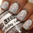 Lush Lacquer Birthday Cake