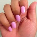 pinks nails