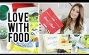 Love With Food Unboxing | vlogwithkendra