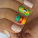 Unhas Brasil vs Camaroes