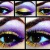 Golden-Purple
