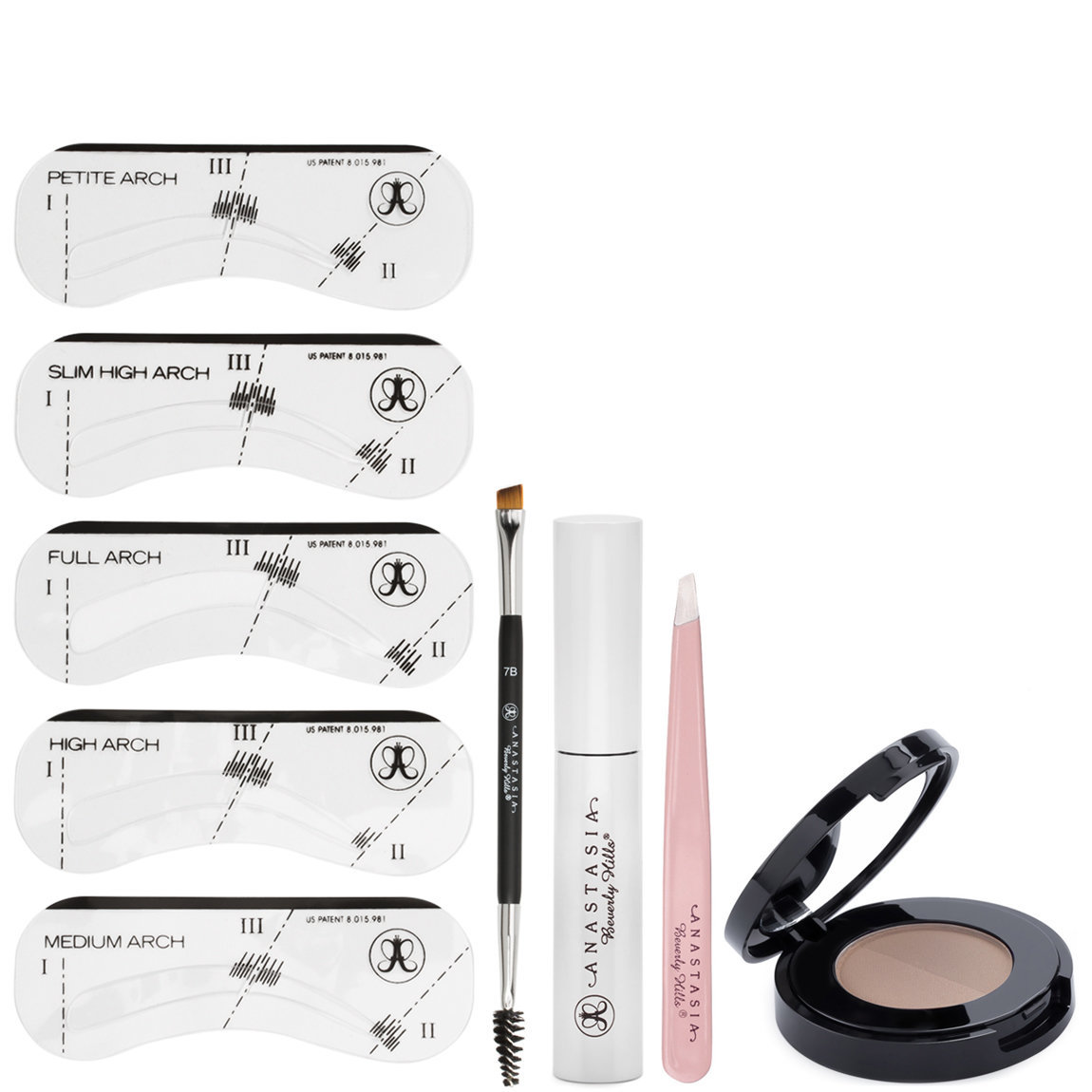 Anastasia Beverly Hills Brow Kit Blonde