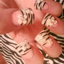 Short Flare Nails