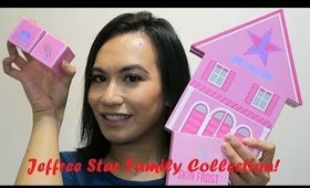 Jeffree Star Family Collection Review and Swatches | chiclydee