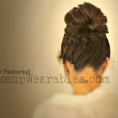 Tutorial | Cute Back-to-School Hairstyles!   Braided Messy Bun & Ponytail
