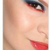 Makeup with Illamasqua Liquid Metal Palette & Powder Eye Shadow