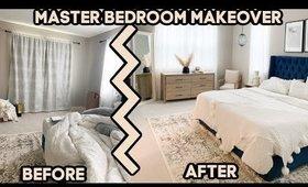 MASTER BEDROOM MAKEOVER & ROOM TOUR 2020 *Affordable*