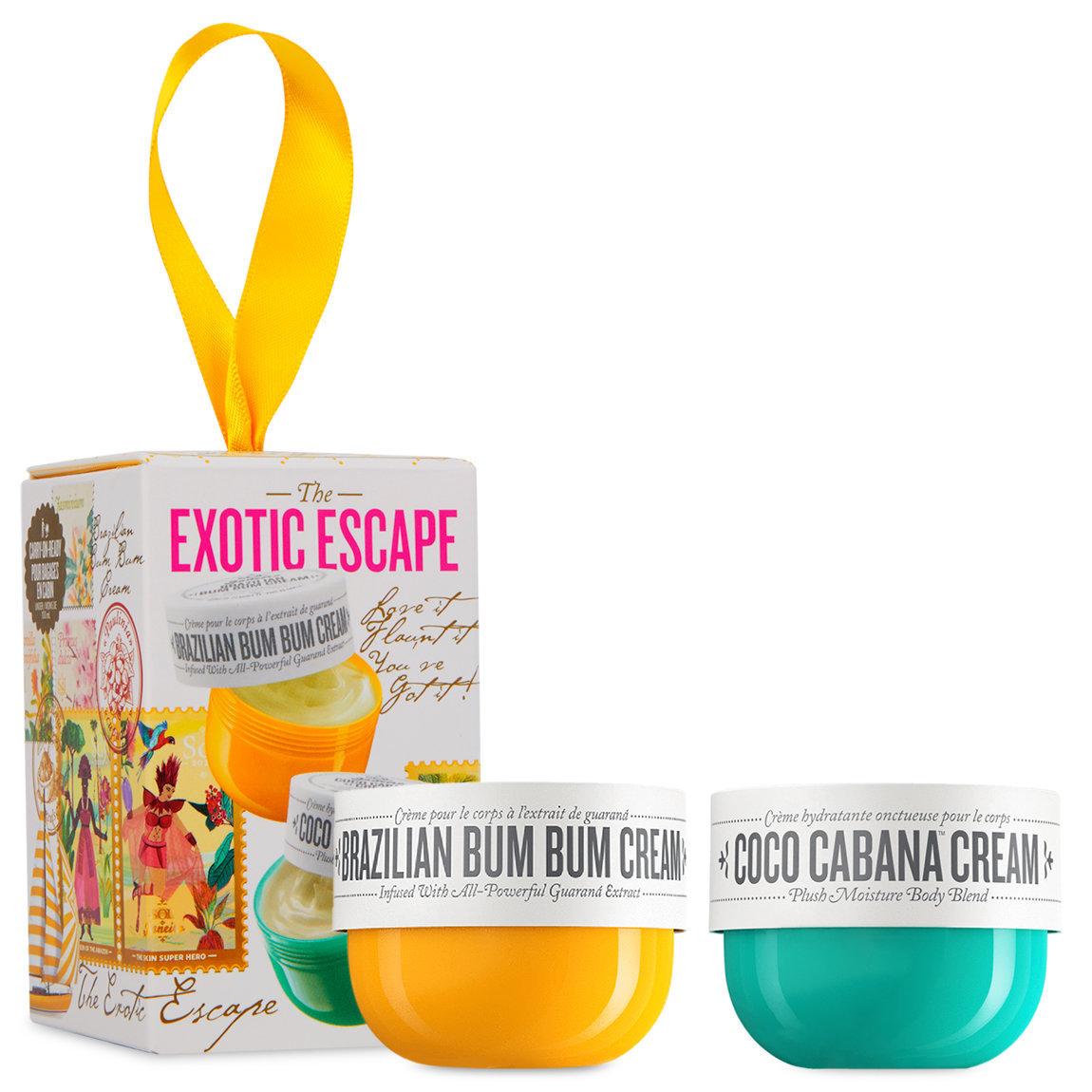 Sol de Janeiro Exotic Escape Ornament alternative view 1 - product swatch.