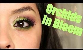 Orchids In Bloom Eyeshadow Tutorial