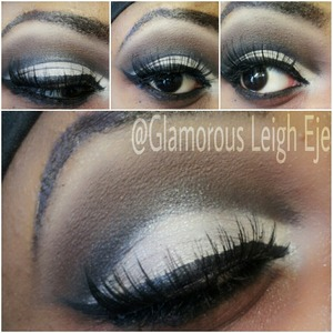 Tutorial of this look on my YouTube channel @glamorousleigheje (link in my bio)