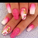 Love doing nails
