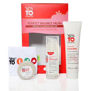 Yes to Tomatoes Perfect Balance Facial Starter Kit