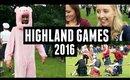 SCOTTISH HIGHLAND GAMES! | BeautyCreep