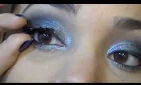 Holiday Series: Smokey Eye Inspired By Jennifer Lopez