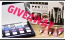Makeup Lovers Valentine's GIVEAWAY - Urban Decay Giveaway