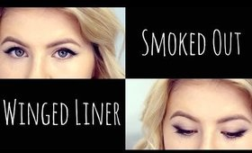 Smoked Out Winged Liner