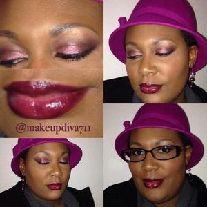 #SteppingOut #makeupdiva711 #makeup #maccosmetics #wintermakeup #beatface
