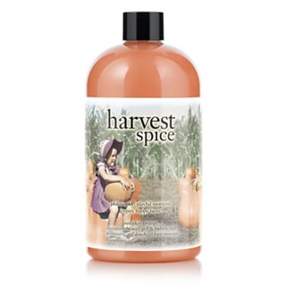 Philosophy Harvest Spice- Pumpkin Orange
