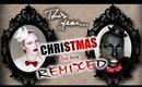 Christmas has been REMIXED! (Alex Box Illamasqua Recreation)