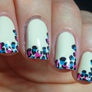 Fun French Tip Nails