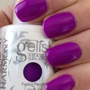 Gelish Dark Purple