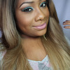 """""""Neutral"""" New Year's/ Holiday Look ; Neutral Beige Blonde Hair"""