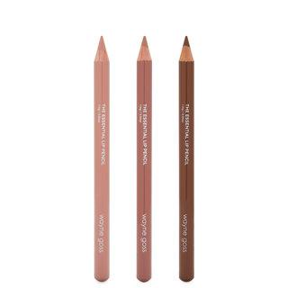 Wayne Goss The Nude Essential Lip Pencil Collection