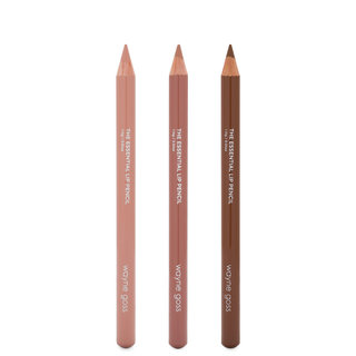 The Nude Essential Lip Pencil Collection