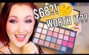 New Sephora Pro Cool Palette- EXPENSIVE, but worth your $$$? [Review + Tutorial]